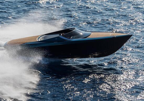 Aston Martin AM37, yacht da 1000 CV