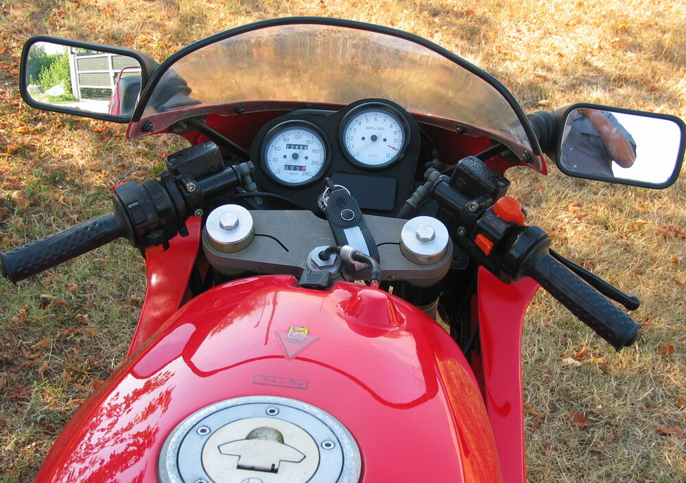 Ducati SS 350 (1992 - 94) (5)