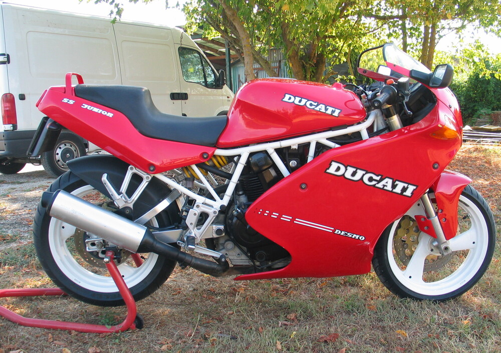 Ducati SS 350 (1992 - 94) (4)