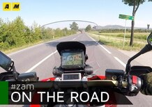 Zam on the Road: a Brno con Honda X-ADV