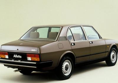 Alfa Romeo Alfetta 2 0 12 1981 02 1984 Prezzo E Scheda