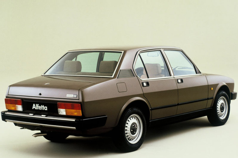 Alfa Romeo Alfetta (1975-85) (3)