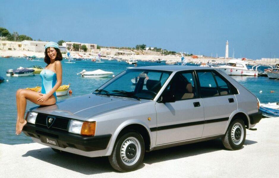 Alfa Romeo Arna (1983-87) (3)