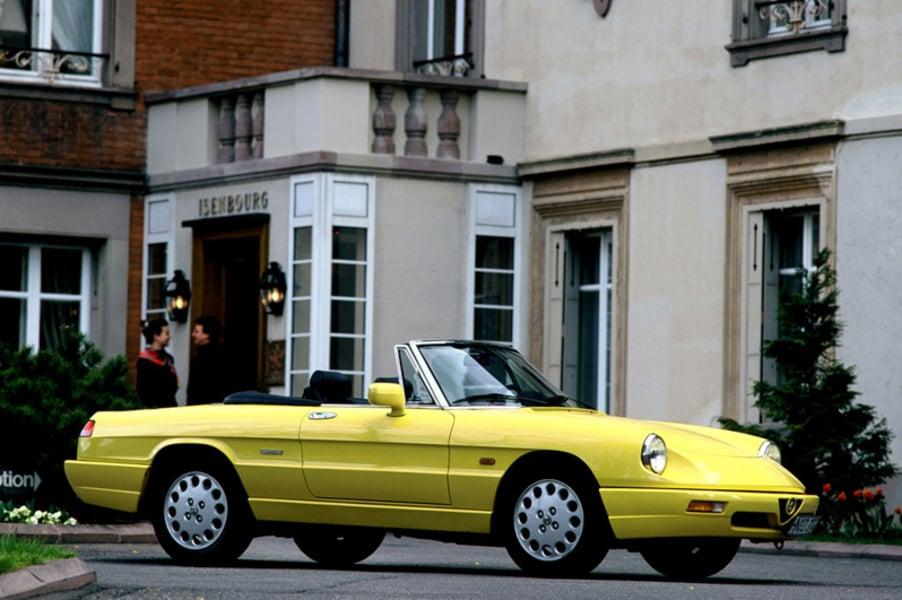 Alfa Romeo Spider (1971-95)
