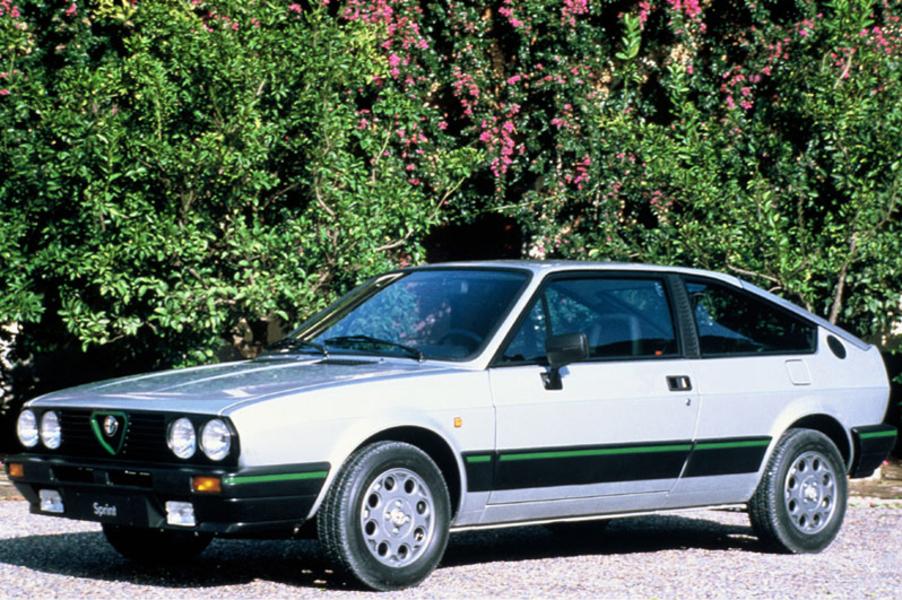 Alfa Romeo Sprint (1979-89) (2)