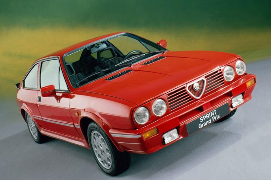 Alfa Romeo Sprint (1979-89)