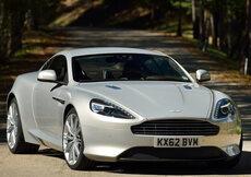 Aston Martin DB9 2ª serie (2013->>)