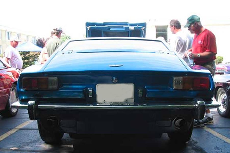 Aston Martin DB S/V8 (1974-91) (3)