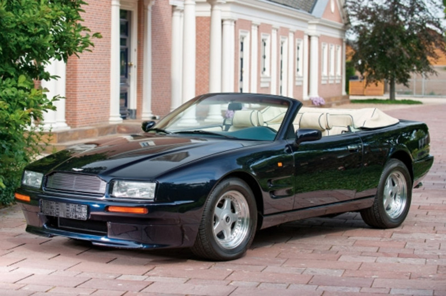 Used 1995 Aston Martin Virage for sale in Buckinghamshire ...
