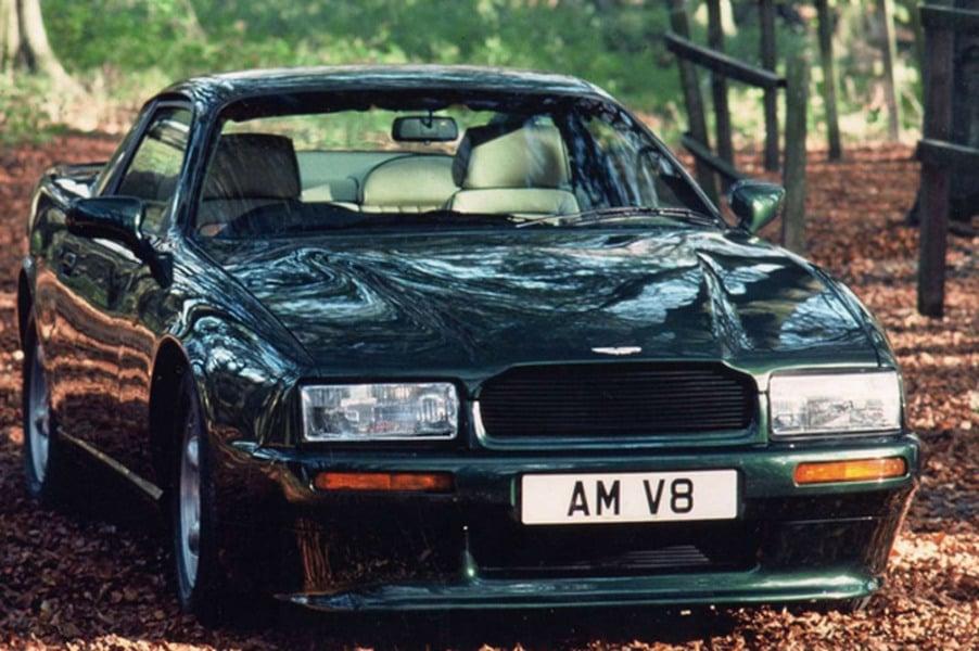 Aston Martin Virage/V8/Vantage Virage Volante 2+2