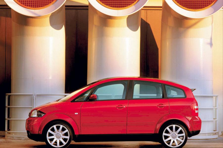 Audi A2 1.6 16V FSI Comfort (3)