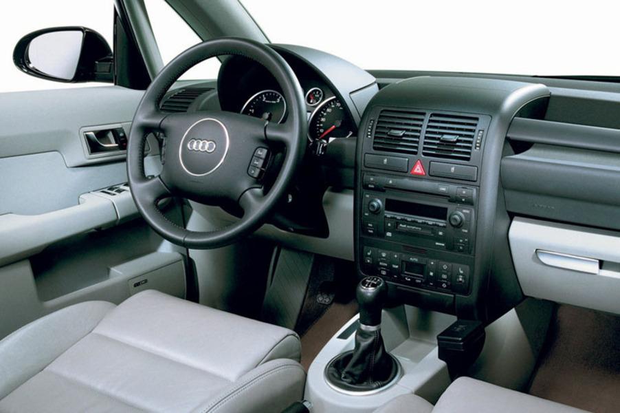 Audi A2 1.4 TDI Base (5)
