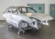 Porsche Cayenne, 3^ generazione: tecnologia nuova sotto il vestito, Parte 4 - Body