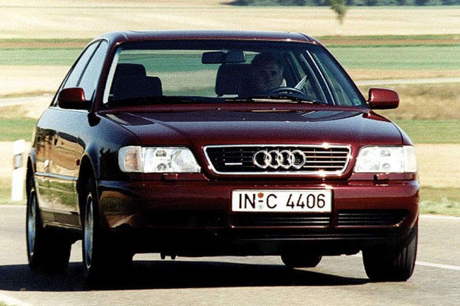 Audi A6 2.5 TDI/140 CV cat quattro (2)