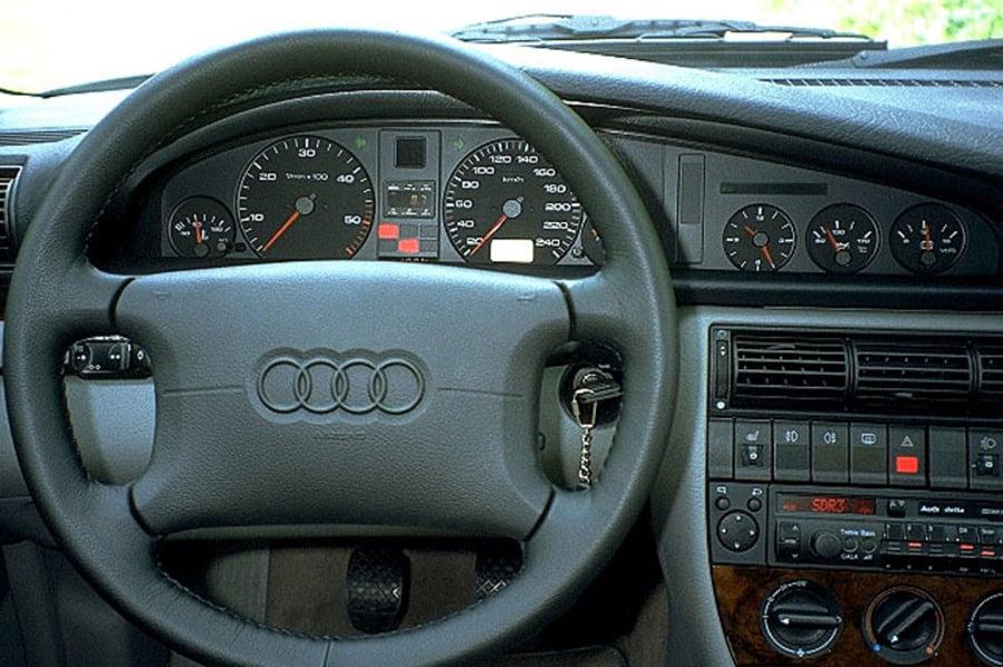 Audi A6 2.5 TDI/140 CV cat quattro (5)