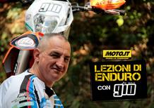 Lezioni di enduro con Gio Sala su Moto.it!