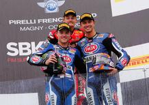 SBK 2017. SBK  Davies vince Gara-2 a Magny Cours
