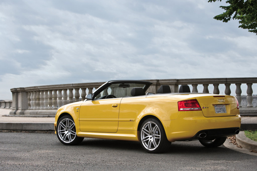 audi rs4 cabrio cabriolet 4 2 v8 quattro 05 2006 05. Black Bedroom Furniture Sets. Home Design Ideas