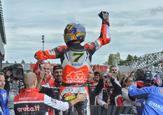 SBK 2017. Le pagelle di Magny Cours