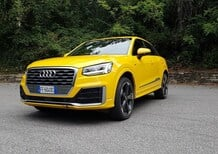 Audi Q2, Untaggable... Ma non per noi [video]