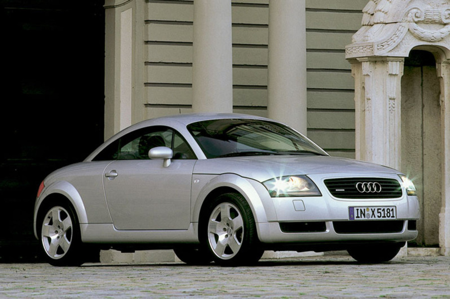 Audi TT Coupé 1.8 T 20V 163 CV cat (2)
