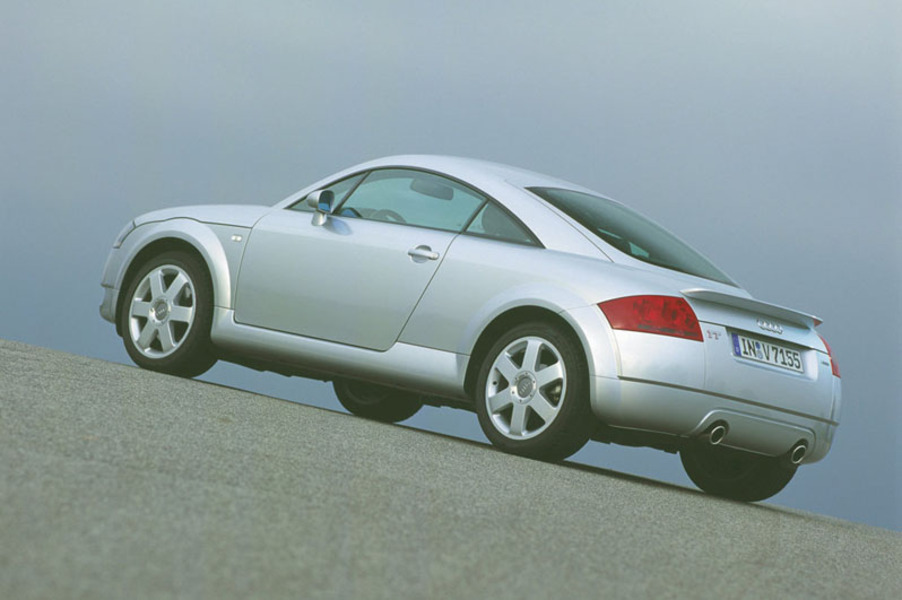 Audi TT Coupé 1.8 T 20V 163 CV cat (4)