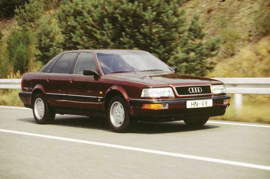 Audi V8 (1989-94) (2)