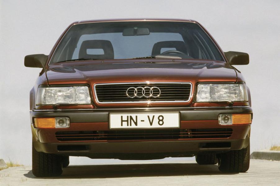 Audi V8 (1989-94) (5)