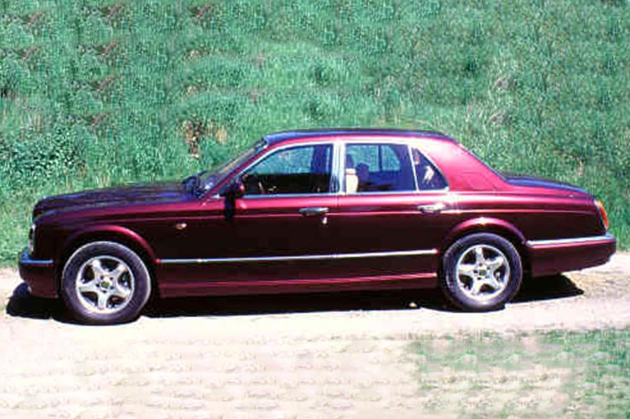 Bentley Arnage (1998-10) (2)