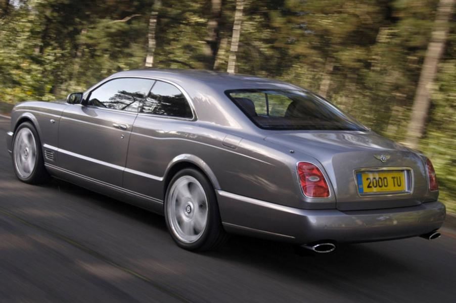 Bentley Brooklands (2008-10) (3)