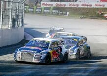 Mondiale Rallycross, Germania: Ekstrom (Audi) Re di Estering