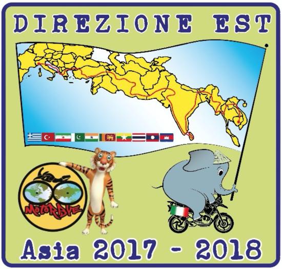 Direzione Est, il nuovo viaggio Motorbye