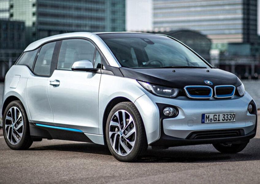BMW i3 i3s 120 Ah Advantage