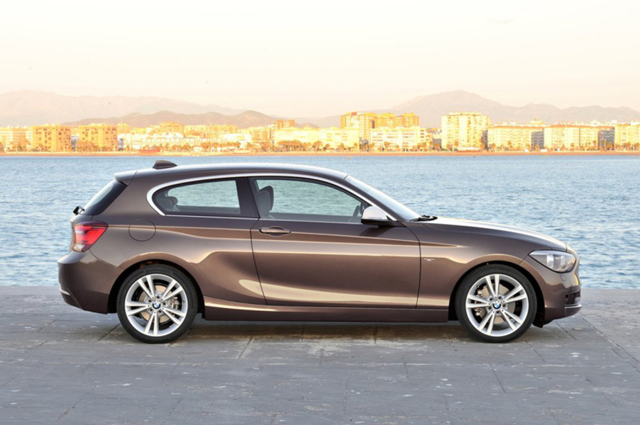 BMW Serie 1 (2)