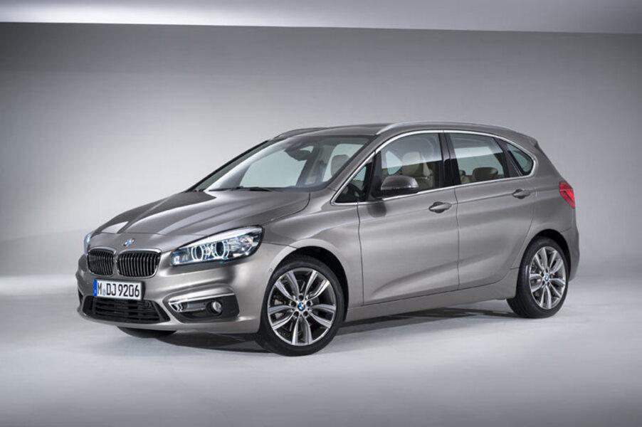 BMW Serie 2 (2014->>)