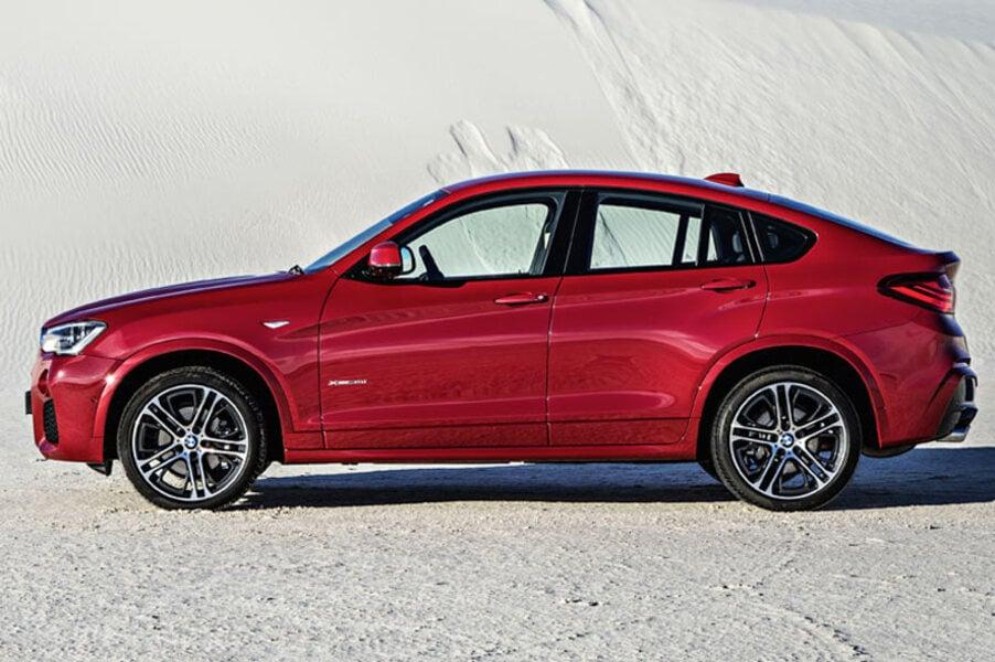 BMW X4 (2014->>) (2)