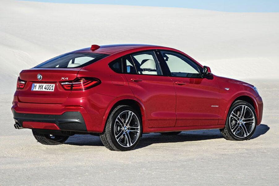 BMW X4 (2014->>) (3)