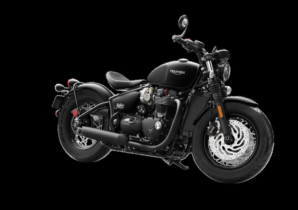 Triumph Bonneville Bobber Black 1200 (2018 - 20) (2)