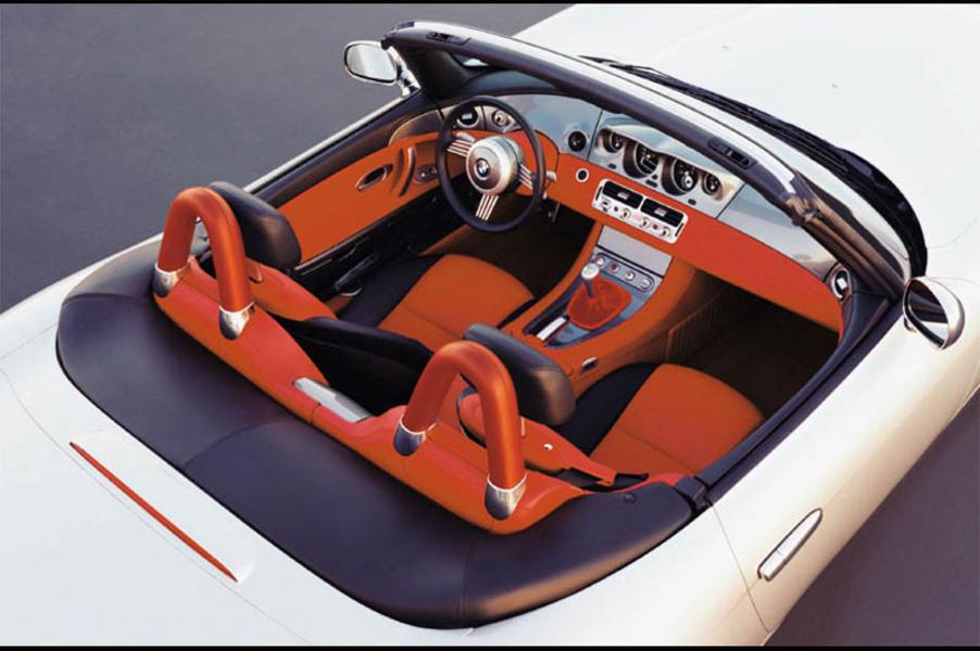 BMW Z8 Cabrio (2000-04) (4)