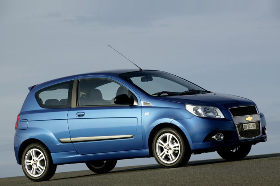 Chevrolet Aveo 12 5 Porte Ls Gpl Eco Logic 092009 092011