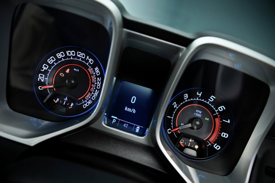 Chevrolet Camaro Cabrio (2011-14) (5)
