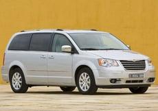 Chrysler Grand Voyager (2008-11)
