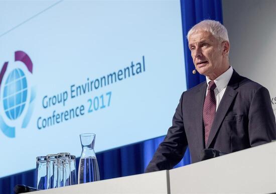 Volkswagen annuncia: impatto dimezzato nel 2025