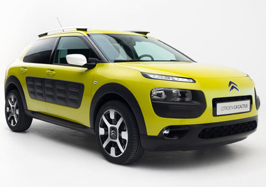 Citroen C4 Cactus PureTech 110 S&S EAT6 Feel