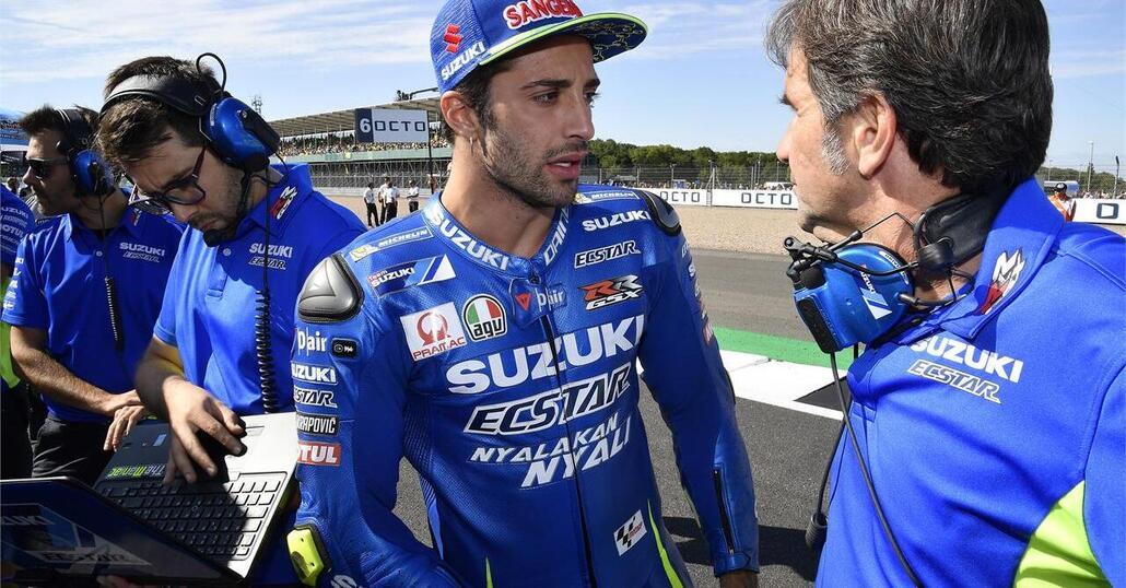 """Brivio: """"Iannone e Suzuki erano abituati a ben altri risultati"""""""