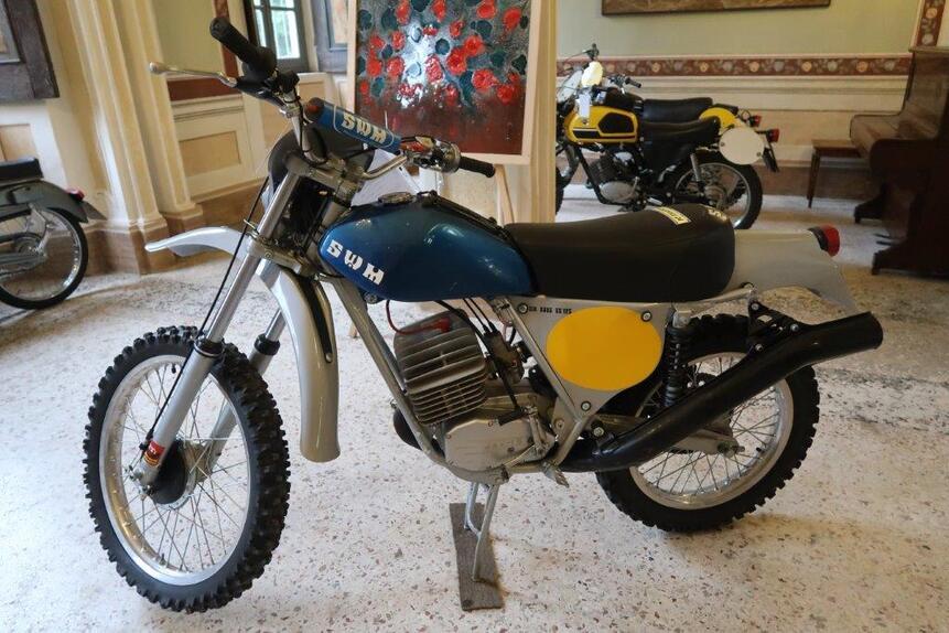 A Expo Festa di Villa Barni protagoniste le Fantic Motor  (2)