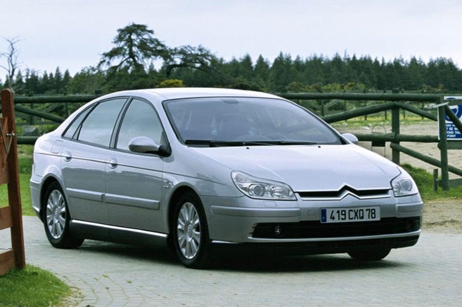 Citroen C5 (2004-08) (2)