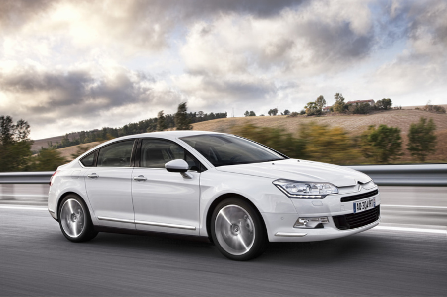 Citroen C5 BlueHDi 180 EAT6 S&S Hydractive Business
