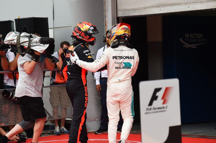 F1, GP Malesia 2017: le foto più belle (5)