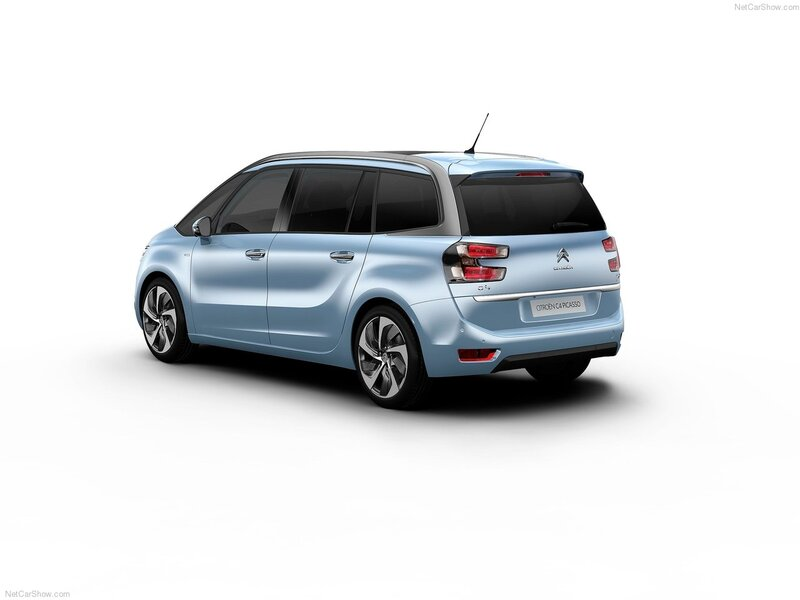 citroen grand c4 picasso bluehdi 120 s s intensive 10. Black Bedroom Furniture Sets. Home Design Ideas